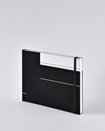 nuuna Notebook Project M BLACK LANDSCAPE