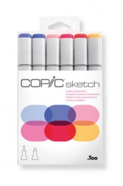 COPIC Sketch Set