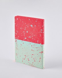 nuuna Notebook Colour Clash L Light SAKURA