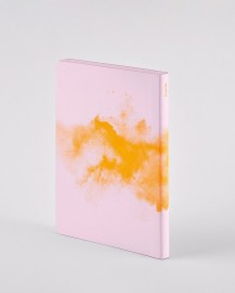 nuuna Notebook Colour Clash L Light BLAST