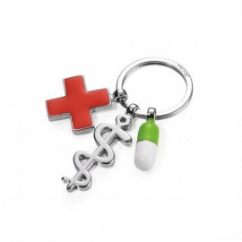 Troika Keyring GET WELL